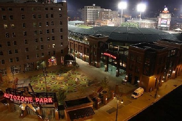 autozone-park-home-of Memphis