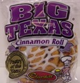 Big Texas Cinnamon Roll 2
