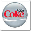 DIET COKE button
