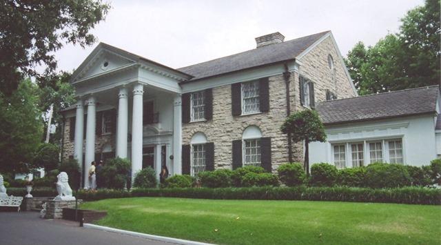 Graceland - Memphis landmark