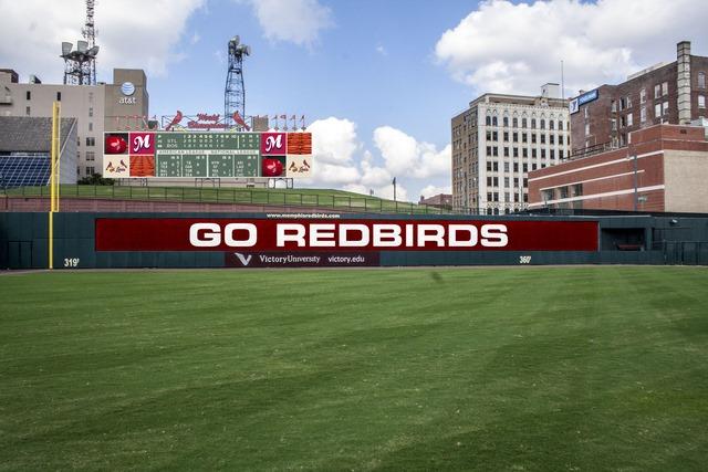 Memphis Redbirds Tailgate Partycart Usa