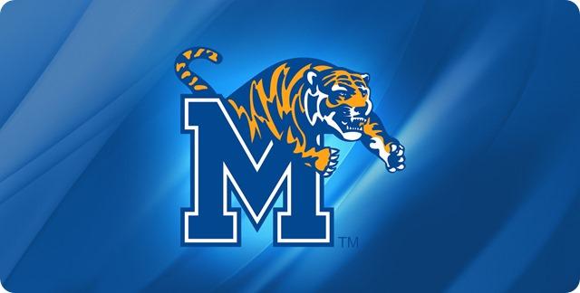 Memphis Tigers wallpaper logo