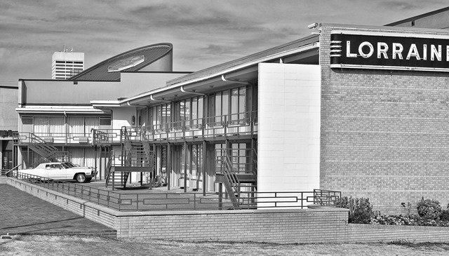 National Civil Rights Museum and the Lorraine Motel of Memphis
