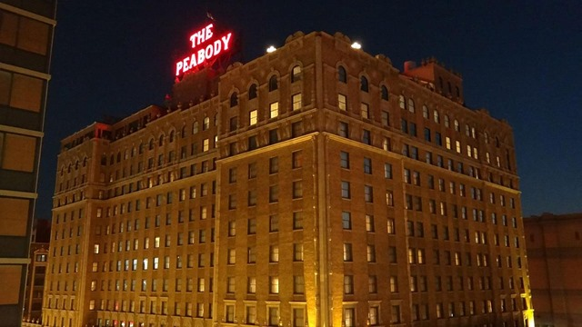 The Peabody Hotel of Memphis